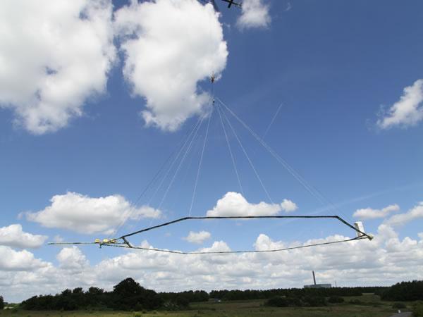 Test of new SkyTEM R&D