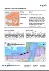 Airborne geophysical case studies