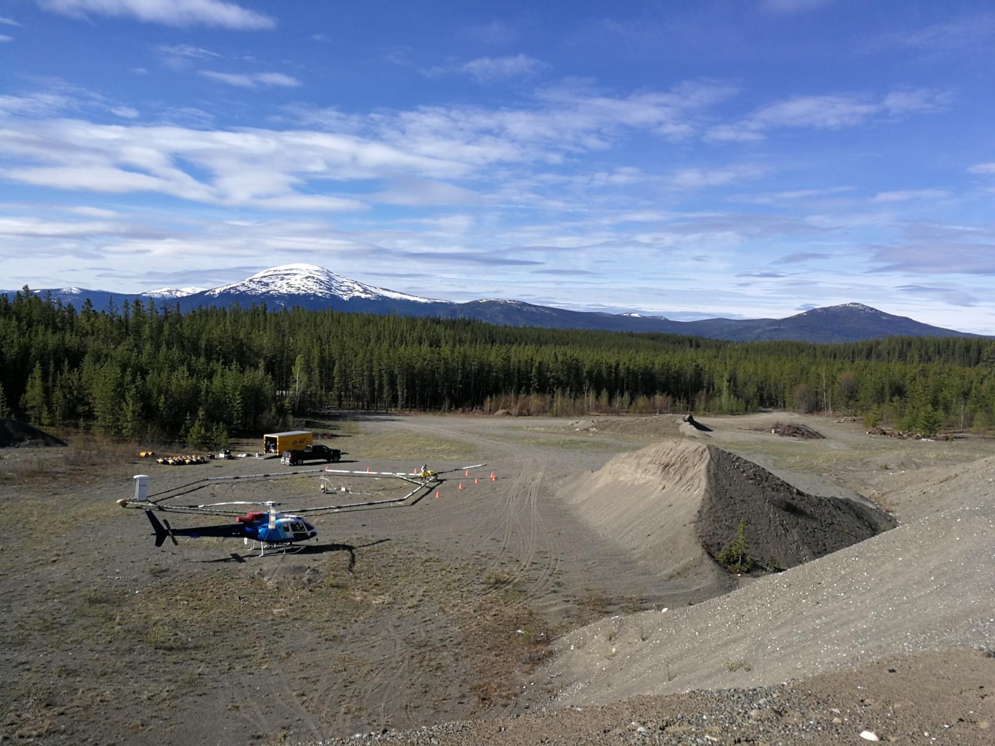 SkyTEM in the Yukon